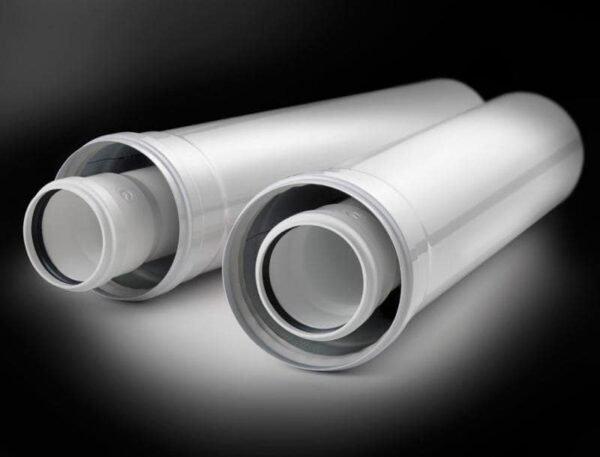 PE-LINE DIMOVOD fi 60/100 cijev 500 mm PPs/Alu