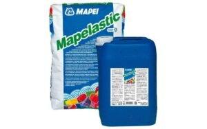 MAPEI HIDROIZOLACIJA MAPELASTIC 32KG (A 24 kg + B 8 kg) DVOKOMPONENTNA potrošnja oko 3,4 KG/m2 PRO